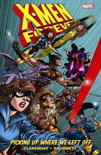 Read Online X-Men Forever, Vol. 1 ebook