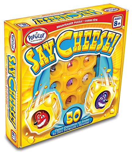 amazon com popular playthings say cheese toys games