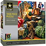 MasterPieces U.S. Army 1000 Puzzles Collection - Men of Honor 1000 Piece Jigsaw Puzzle