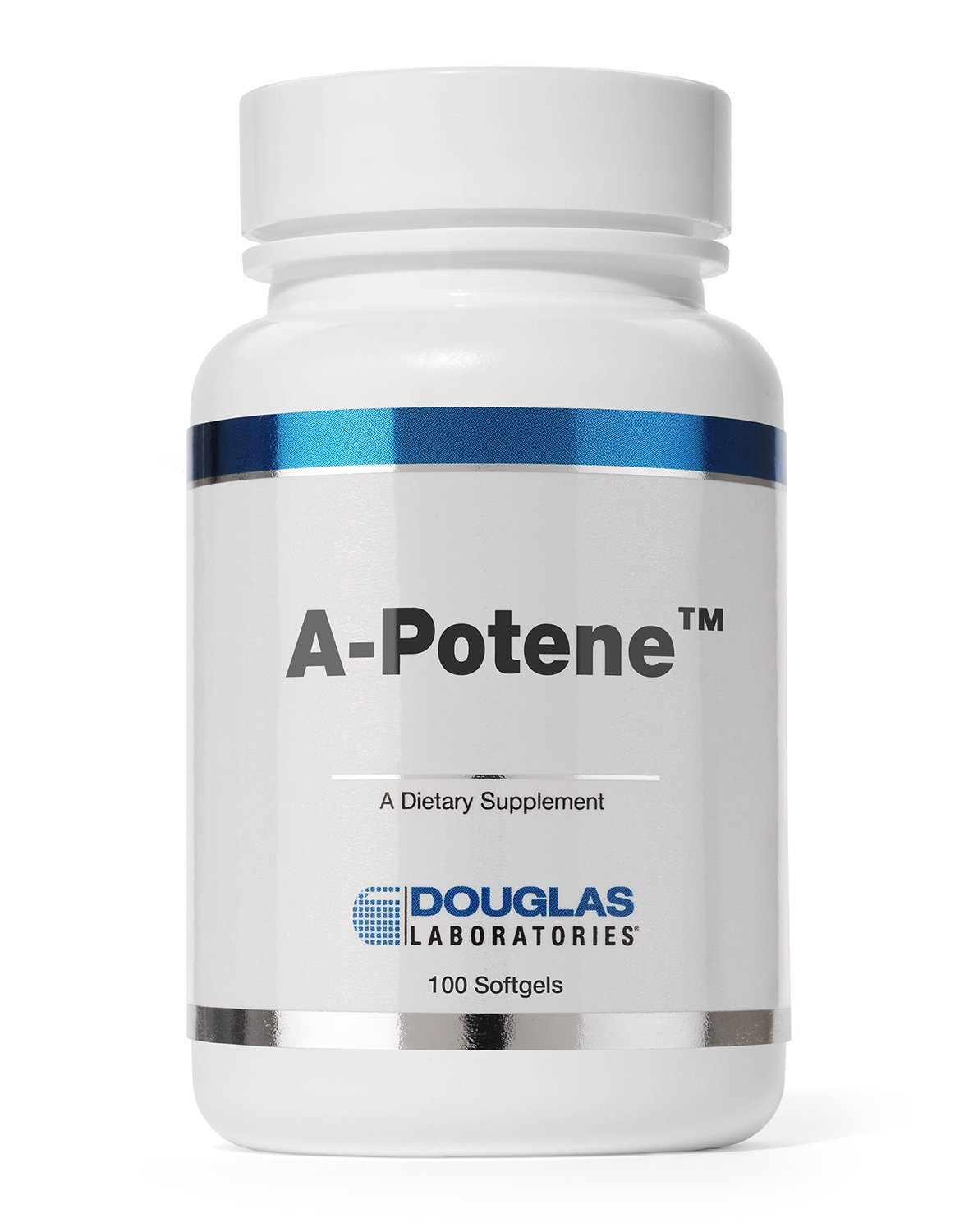 Douglas Laboratories® - A-Potene - Beta-Carotene Supplement for Antioxidants and Immune Support* - 100 Capsules