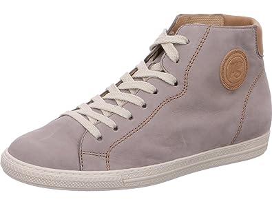 Sneaker High Größe 7.5, Farbe: Quarz Paul Green