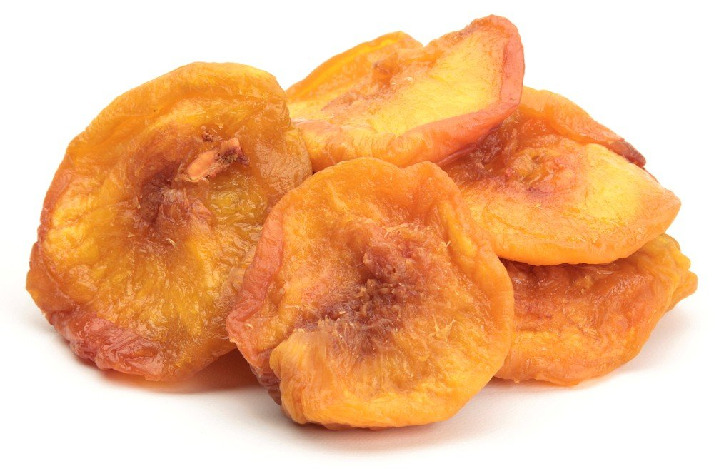 Dried Nectarines 10 lbs. (Two 5 lb. Bags)