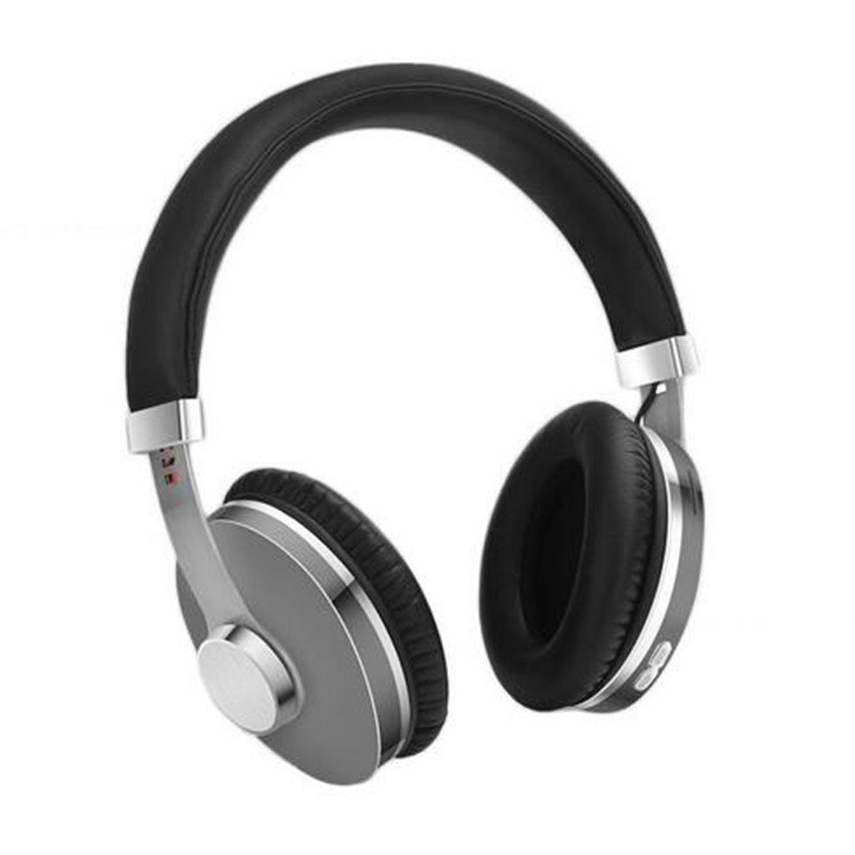 Mai Dou Auriculares Inalámbricos Bluetooth Estéreo De Bajo,Grey: Amazon.es: Electrónica