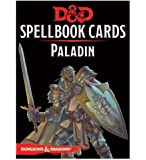 73919 D&D: Spellbook Cards: Paladin Deck