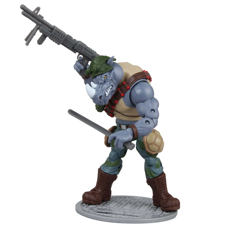 Teenage Mutant Ninja Turtles Rocksteady Classic Collection ...