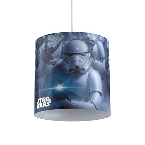 amazon com star wars stormtrooper pendant light shade home kitchen