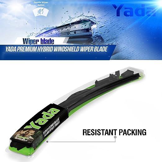 Amazon.com: Yada 26 inches 8-in-1 Water Repellency Wiper Blades, 26