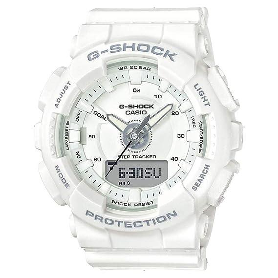 Multifunción Casio Mujer DigitalEn Shock G De Reloj BlancoRef rdBxoCe