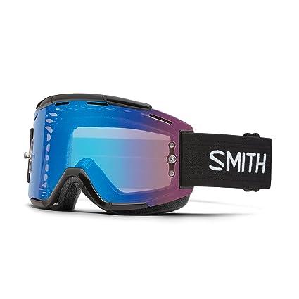 b693fab9f0ef4 Smith Optics Squad MTB Adult Off-Road Goggles - Black Chromapop Contrast  Rose Flash