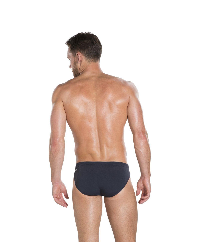 66b88c2df7 Amazon.com : Speedo Mens Endurance 7cm Brief Black 36 : Sports & Outdoors