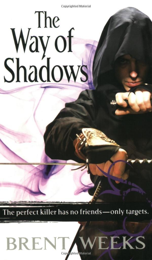 Way Shadows Night Angel Trilogy