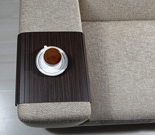 Sofa Tray Table ( Zebrano Tree ), Sofa Arm Tray, Armrest Tray, Sofa Arm Table, Couch Tray, Coffee Table, Wood Gifts, Sofa Table,Wood Tray
