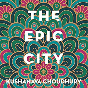 The Epic City Audiobook