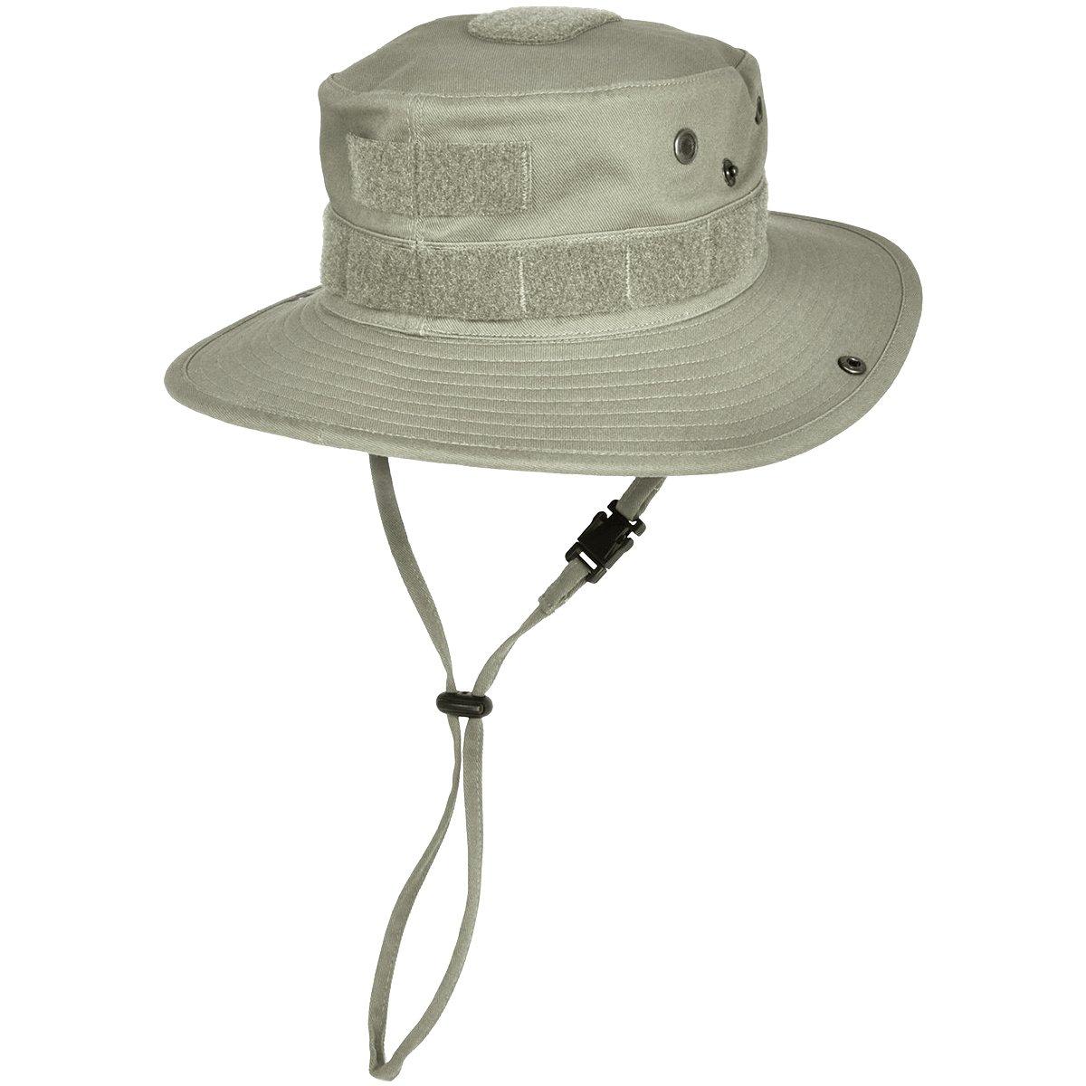 HAZARD 4 SunTac Cotton Boonie Hat with Molle, Desert Khaki, X-Large by HAZARD 4