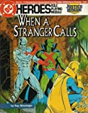 img - for When a Stranger Calls (DC Heroes Role Playing Module, 220) book / textbook / text book
