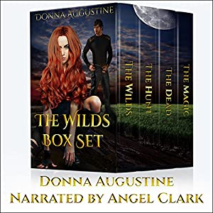 The Wilds Box Set: Books 1-4 Audiobook
