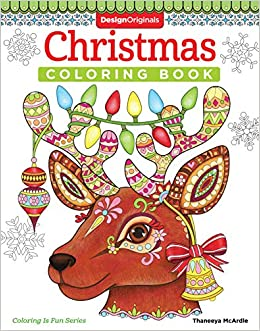 Amazon Com Christmas Coloring Book Coloring Is Fun Design