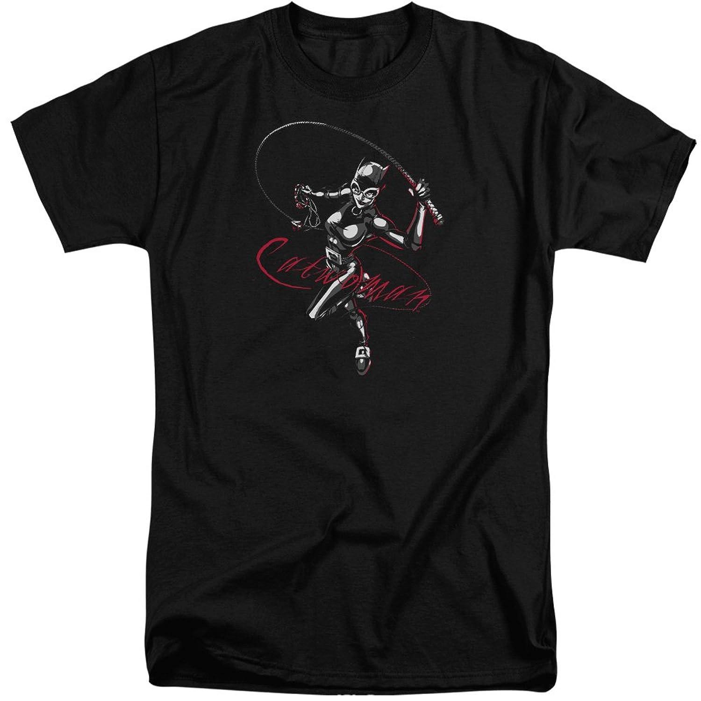 Batman Men's Kitten With A Whip Tall T-Shirt