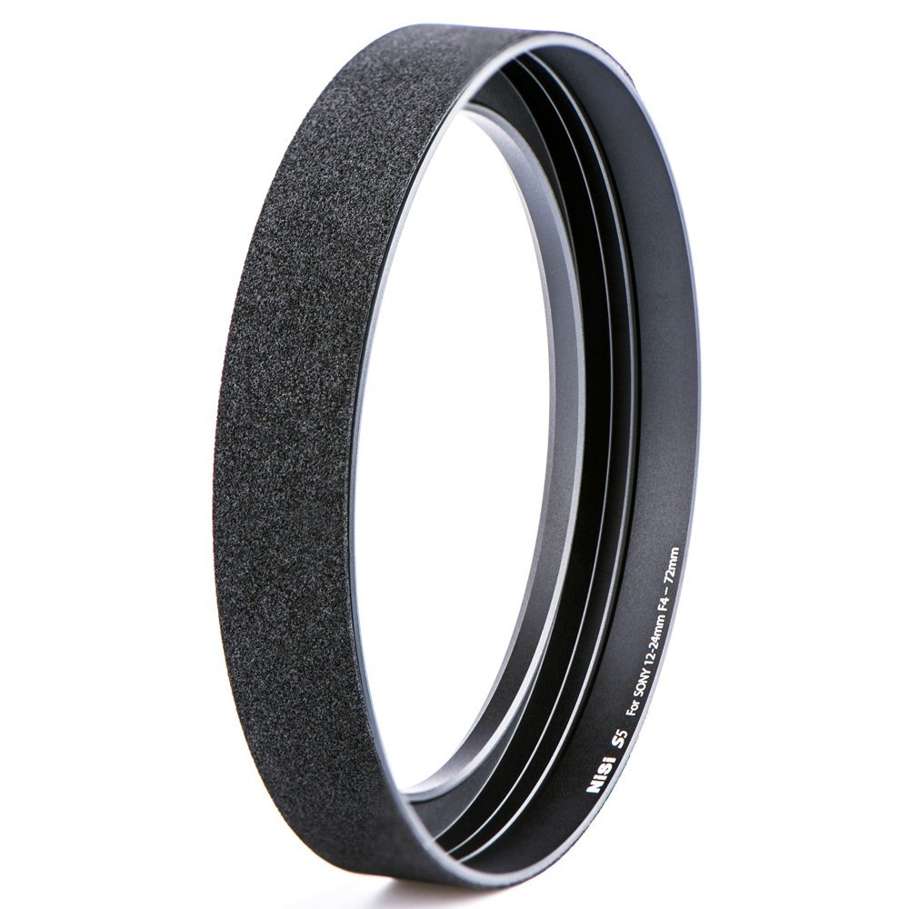 NiSi S5 72mm Adapter Ring for Sony FE 12-24mm F//4 G