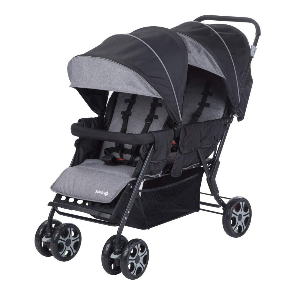 color negro Silla de paseo DUO Safety First TEAMY DUO Black Chic