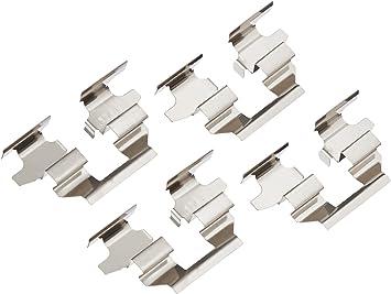 Disc Brake Hardware Kit Rear Carlson 13367
