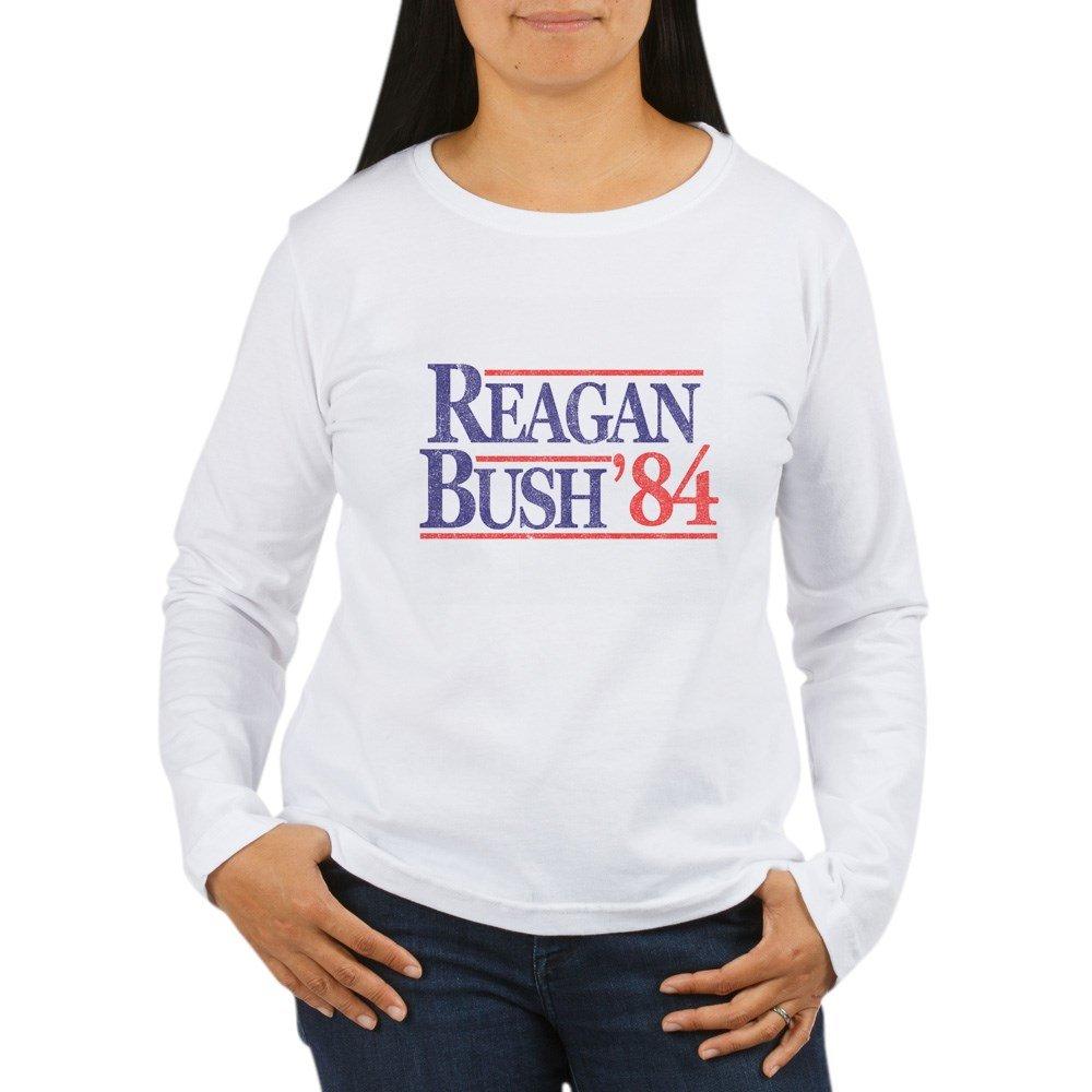 Reagan Bush '84 Women's T Shirts