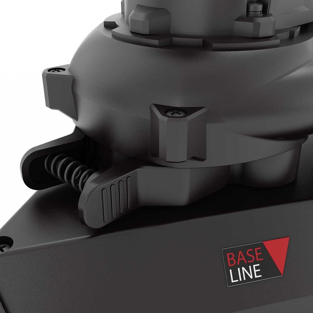 MENZER Lijadora de pared TSW 225 sistema de cabezal intercambiable//garant/ía del fabricante y juego de abrasivos