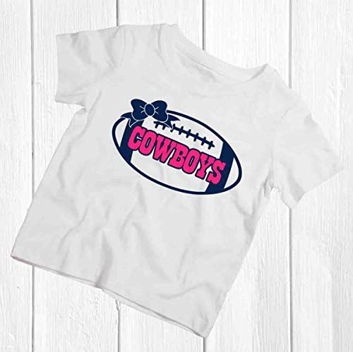 Amazon.com: Girls Dallas Cowboys T