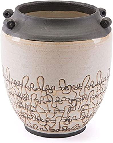 Zuo Estero Vase Large , White