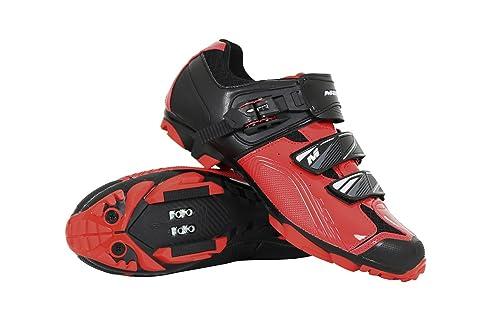 Massi Zapatillas MTB AKKRON Dual 2.0 Red T.42, Ciclismo de montaña ...