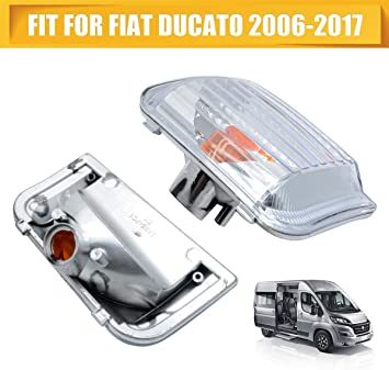 FIAT DUCATO 2006 to 2017 wing mirror right main DRIVER SIDE