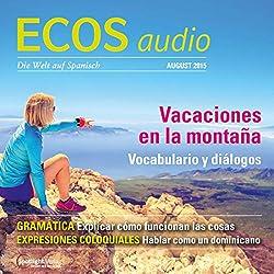 ECOS audio - Vacaciones en la montaña. 8/2015
