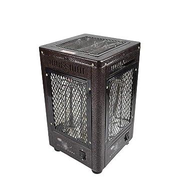 ARAYACY Calentador Doméstico/Calentador De La Estufa del Asador De La Oficina/Calefacción Eléctrica Integral del Tubo del Cuarzo De La Fan: Amazon.es: Hogar