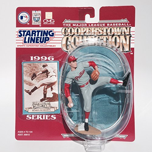 (Robin Roberts: 1996 Cooperstown Collection Starting Lineup)