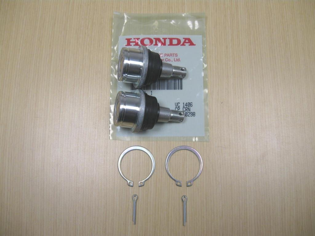 New 1997-2014 Honda TRX 250 TRX250 Recon ATV OE Set of 2 Ball Joint Kit
