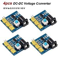 Innovateking-EU Convertidor del Voltaje de 4pcs DC-DC Módulo