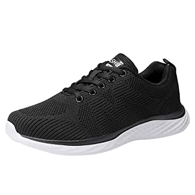 aceb707fb90f2 Amazon.com: Moonker Women Girls Fashion Sneakers Sport Running ...