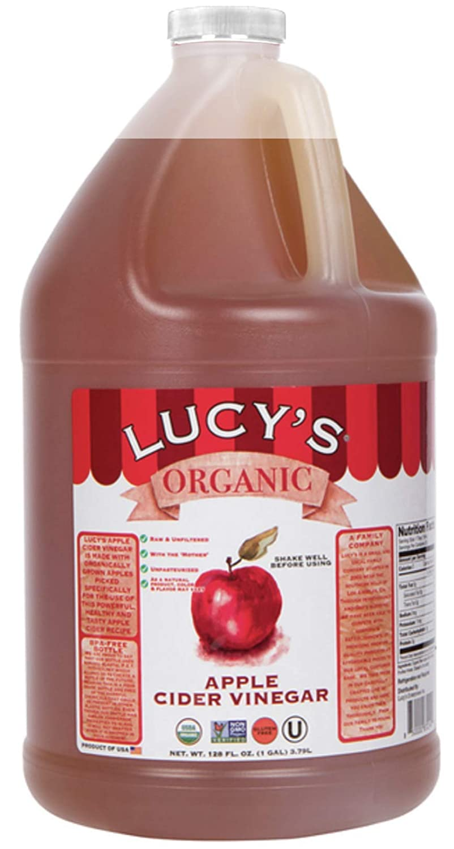 Lucy's Family Owned Apple Cider Vinegar