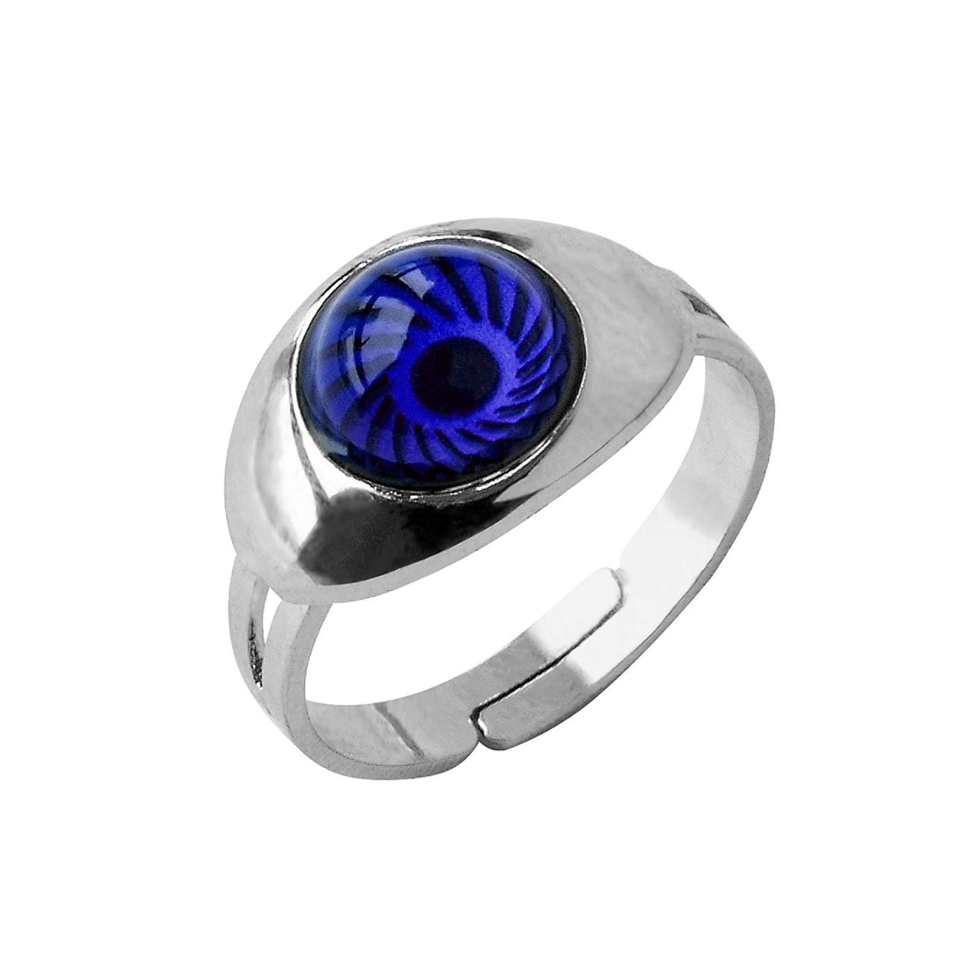 Inspiration Mood Ring Change Color Decorations Size Adjustable