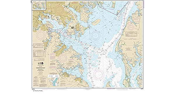34.8 X 44.6 TRADITIONAL PAPER Paradise Cay Publications NOAA Chart 11405 Apalachee Bay