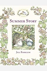 Summer Story (Brambly Hedge) Hardcover