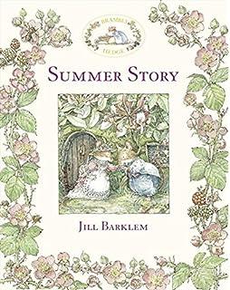 Spring Story (Brambly Hedge): Jill Barklem: 9780001839229 ...