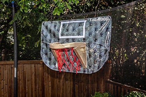 Tab Hoop Trampoline Basketball Hoop Universal Fitting Easy Install – DiZiSports Store