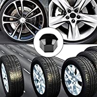 Wheel Lug Caps 4 Packs Hubcaps Cover S /& X Aero Wheel Cap Kit Ritapreaty Nut Cover Tesla Model 3