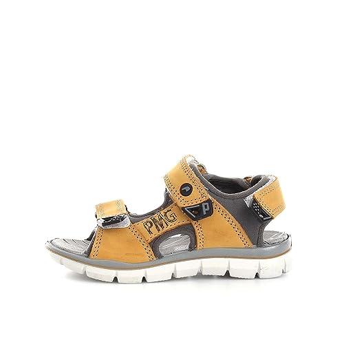92aff91f9 Primigi - Sandalias de vestir para niño amarillo amarillo gris  Amazon.es   Zapatos y complementos