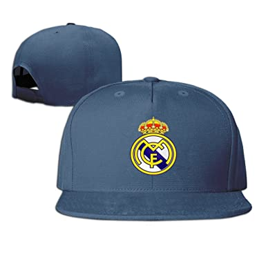 472a48d4fdf Amazon.com  Los Vikingos Real Madrid C.F. Football Club Navy ...