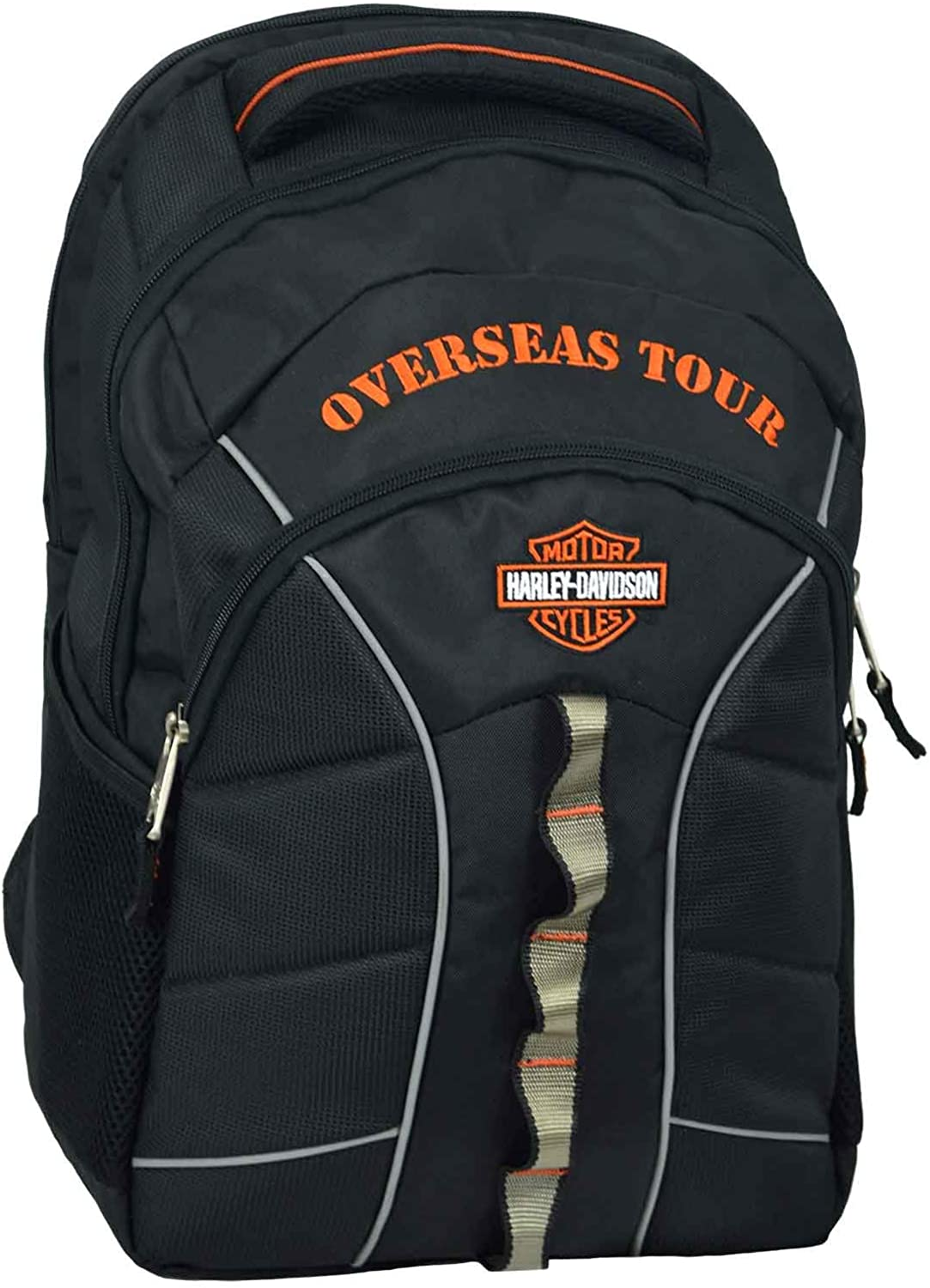 "Harley-Davidson Military -""Laptop Fit"" Backpack - Overseas Tour"
