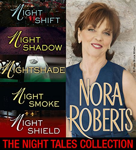 Masked Superheroes (Nora Roberts' Night Tales Collection)