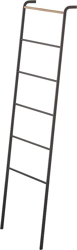 Gerson Escalera toallero, Metal, Negro, 45 x 24 x 160 cm: Amazon.es: Hogar