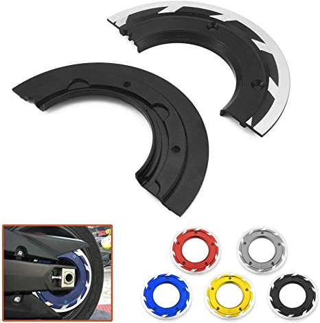 Cache courroie BCD YAMAHA TMax 530 T-Max SX DX 2017 protection belt cover